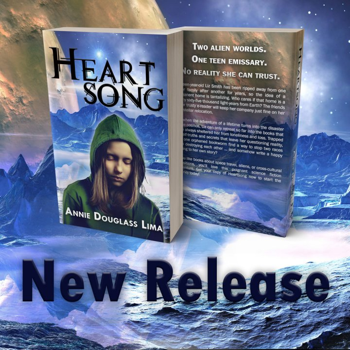 A Sample of Heartsong by Annie Douglass Lima - Kyle Robert
